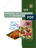 Manual de Clamidias y Rickettsias