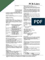 Inmuno Proteina c Reactiva Fundamento