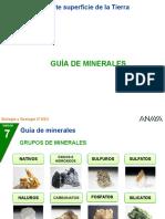 Guia de Minerales impor