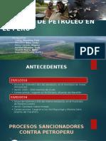 Derrame de Petroleo en La Amazonía (1)