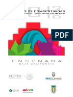 angenda de competitividad de Ensenada Baja California