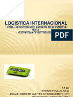Administracion de La Logistica Del Movimiento