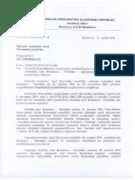 Stanovisko Generálnej prokuratúry SR