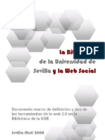 Documento Marco web 2.0 (2008)