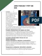 Propiedades Fisicas y Pvt de Los Fluidos Practico n1