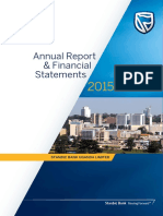 Stanbic Bank Uganda Annual_Report for 2015