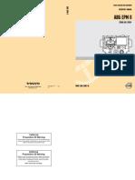 Operator's Manual EPM II