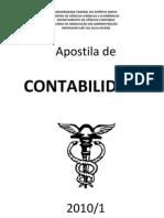 Apostila de Contabilidade - Prof. Iury Pessôa