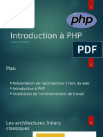 01 - Introduction à PHP