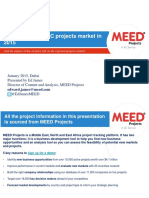 Dubai & GCC Projects Market