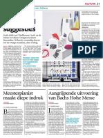 artikel eindhovens dagblad 18 april 2016