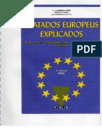 Tratados Europeus Explicados (2002) - J Almeida Lopes
