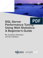 SQL Server Performance Tuning Using Wait Statistics Whitepaper