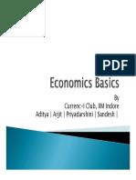 Economics Primer