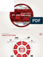 JGC Indonesia Corporate Profile