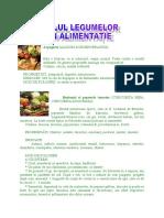 Rolul Legumelor in Alimentatie Pt Parinti
