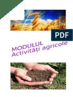 activitati agricole