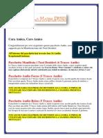 Manuale Manifesta i Tuoi Desideri
