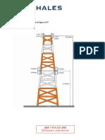 Disposition Des Antennes GSM-R Sur Les Pylones