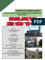 Newcastle Parish Information, Wicklow, Ireland
