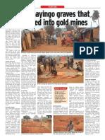 Energy, oil, gas & mining