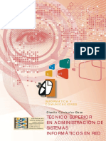 dcb Técnico Superior en Administración de sistemas Informáticos en Red