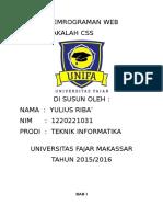 MAKALAH CSS.docx