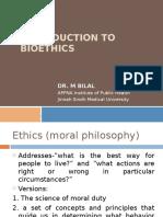 Intro Bioethics