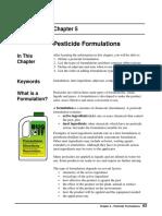 05- Pesticide Formulations