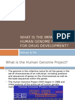 Human Genome Project Drug Development