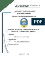 Monografia Reologia Del Asfalto