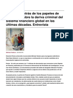 Sinpermiso-que Hay Detras de Los Papeles de Panama Sobre La Deriva Criminal Del Sistema Financiero Global en Las Ultimas Decadas. Entrevista-2016!04!24