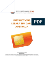 AU-SIM-O1 (Lebara Australia ENG)