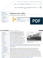 Id Wikipedia Org Wiki Konferensi Asia E2!80!93Afrika