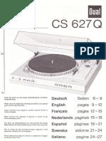 Ve Dual Cs 627q