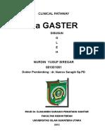 Dokumen CA Gaster