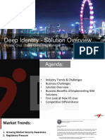Deep Identity Solution Overview - CC 14Apr2016