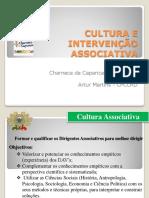 Cultura Associativa - Apresentação
