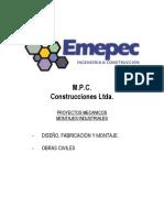 Curriculum MPC LTDA 2015