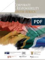 CSR in South Africa