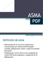 Asma- Pediatria