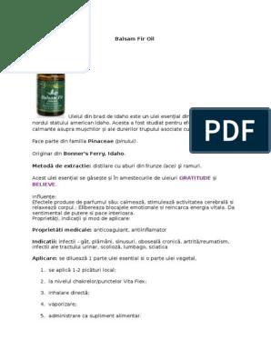 Ghid pentru utilizarea în siguranță a uleiurilor esențiale