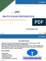 SBI PO exam preparation online