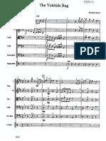 String Orchestra the Yuletide Rag
