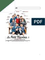 Fiche Petit Nicolas