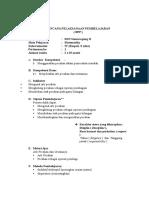 Rencana Pelaksanaan Pembelajaran Mtk Ptk 2013