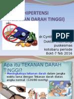 penyuluhan hipertensi ocyn