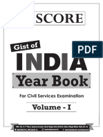 India Year Book Vol I