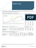 Msci Malaysia Index