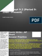 Key-Concept - 9 . 2 . I - 1980 - Present - DOL.pptx